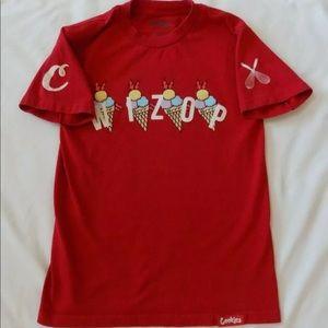 Cookies x Wizop BRRR! Ice Cream Cone T-Shirt Rap